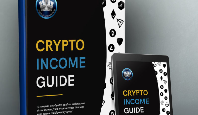 crypto income guide free bitcoin ebook